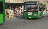 Haji 2019 - Bus Salawat Kembali Layani Jemaah Haji