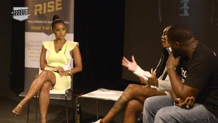 WNBA Champion Cappie Pondexter Breaks Down The Unequal Pay Scale
