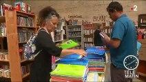 Rentrée scolaire : Emmaüs propose des fournitures a petits prix