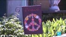 50 ans plus tard, à la rencontre du couple de la mythique photo de Woodstock
