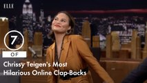 7 of Chrissy Teigen's Most Hilarious Online Clap-Backs