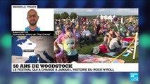 50 ans de Woodstock, le festival qui a change à jamais l'histoire du Rock'n'roll