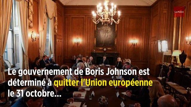 Brexit : le Labour veut faire tomber Boris Johnson