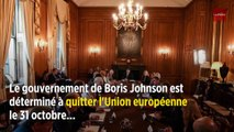 Brexit : le Labour veut faire tomber Boris Johnson