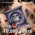 The clock that will tick for 10 millennia