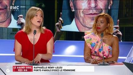 Le Grand Oral de Raphaëlle Rémy-Leleu, porte-parole d'Osez le féminisme - 16/08