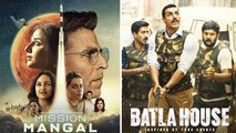 Mission Mangal BEATS Batla House By A Huge Margin On 1st Day At Box Office