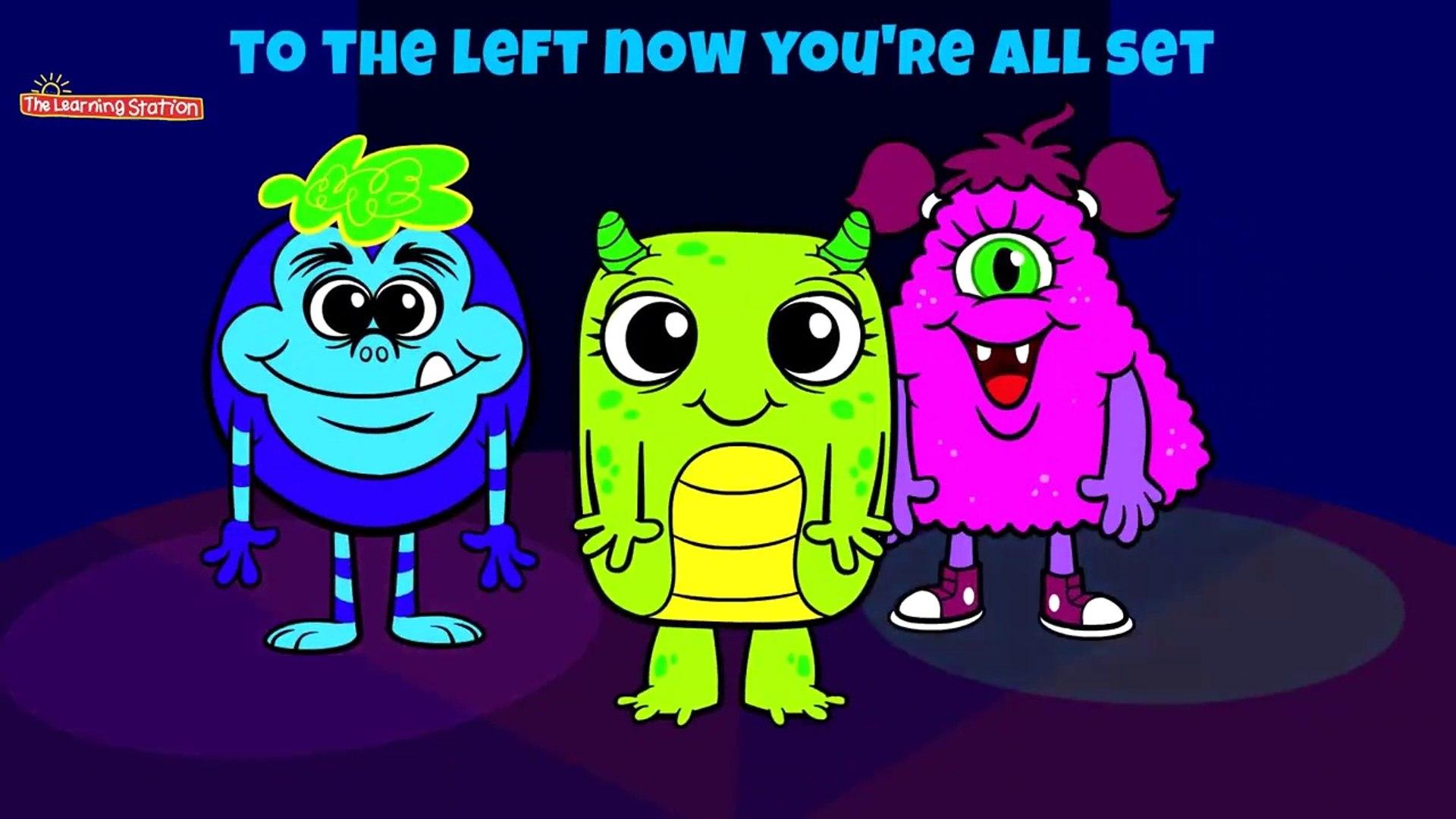 Monster Shuffle - Monster Dance Songs for Kids