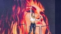 Miley Cyrus: son message à Liam Hemsworth