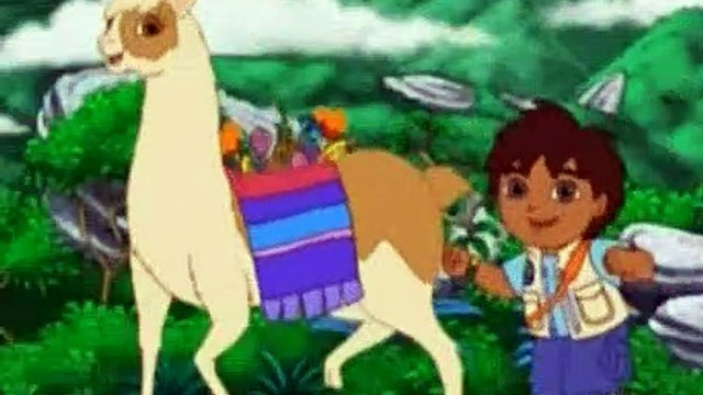 Go Diego Go S01E10 Linda the Llama Saves Carnival