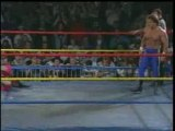 Chris Benoit vs. Sabu - Benoit Breaks Sabu's Neck