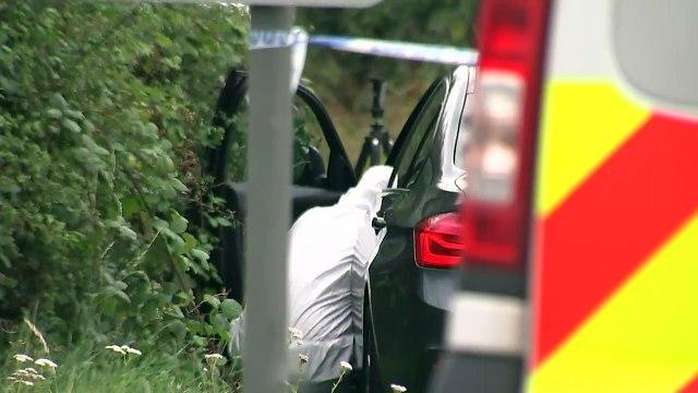 Police officer killed attending reported burglary