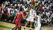 AFROBASKET 2019 (1/4 FINALE ) - SENEGAL  88 - ANGOLA 54