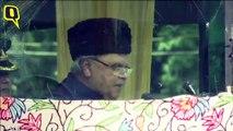 73rd Independence Day- J&K Governor Satya Pal Malik Addresses Jammu and Kashmir
