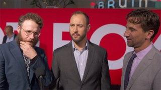 'Good Boys' Premiere: Seth Rogen, Evan Goldberg, And James Weaver
