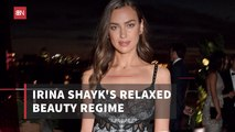 Irina Shayk Shares Her Beauty Routine