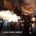China says it won't 'sit by' on Hong Kong; Trump expresses concern