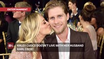 Kaley Cuoco's Marriage Is Different