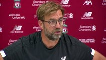 (Subtitled) 'We have no power to change schedule' Klopp unhappy with calendar