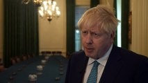 Boris Johnson praises 'bravery' of PC Andrew Harper