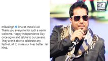 Mika Singh Proves His Patriotism After Facing BAN From Bollywood