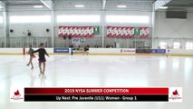 2019  NYSA Summer Competition - Pre Juvenile Women U11 - Group 1