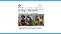 Netflix épinglé par une association anti-tabac