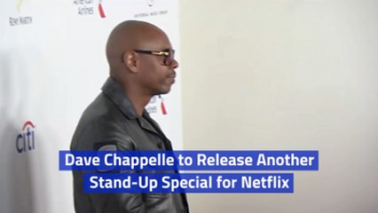 Dave Chappelle Is Giving Netflix Another Show