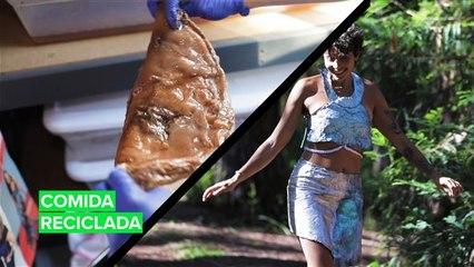 Comida reciclada: ¿Te la comes o te la pones?