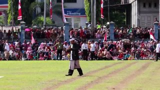 Endonezya'da bağımsızlık günü kutlamaları