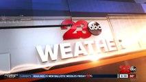 Saturday morning forecast 8/17/19