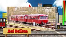 Trains Learning Video for Kids - Learn Colors Trains for Children - Trenes de Colores para niños - - (1)