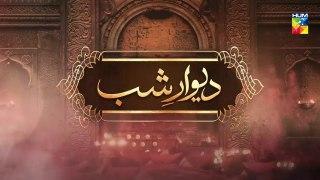 Deewar e Shab Episode 11 Promo HUM TV Drama