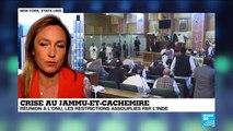 Le Conseil de sécurité de l'ONU réuni à huis clos sur le Jammu-et-Cachemire