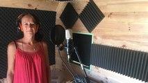 Un studio d'enregistrement mobile dans les campings de l'Hérault