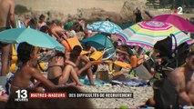 Plages: il manque 5 000 maîtres-nageurs en France