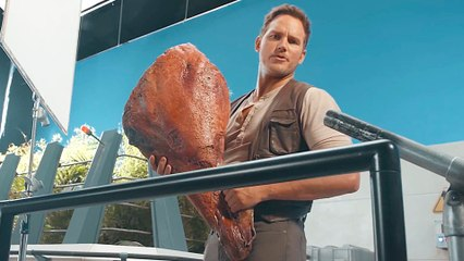 Jurassic World: The Ride - Behind the Scenes