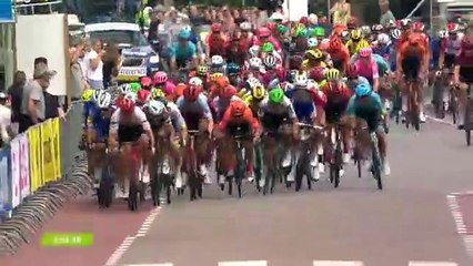 Cycling - BinckBank Tour - Alvaro Hodeg Wins Stage 5