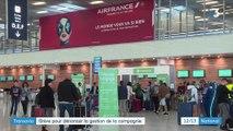 Grève à Transavia : la gestion de la compagnie aérienne dénoncée
