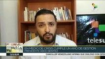 Paraguay: crisis política marca primer año del gobierno de Benítez