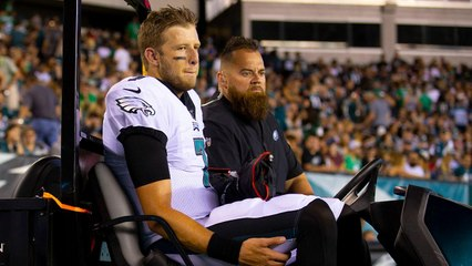 Eagles Facing More QB Questions After Injuries to Backups
