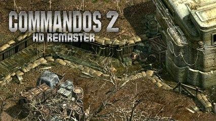 Commandos 2 HD Remaster - Trailer de la Gamescom 2019