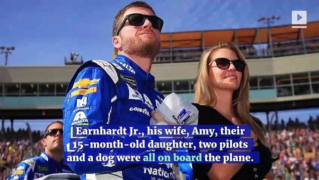 Dale Earnhardt Jr. Hospitalized After Plane Crash