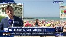 G7: Biarritz, ville-bunker ?