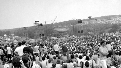 "CBS News Radio's ""Back to the Garden"" special commemorates Woodstock anniversary"