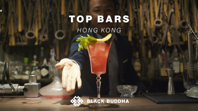 Adventures of the Evening: Hong Kong's Top Bars