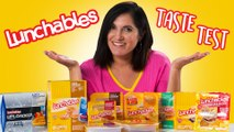 Mom Reviews 7 Lunchables
