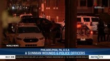 Gunman Wounds 6 Philadelphia Police Officers