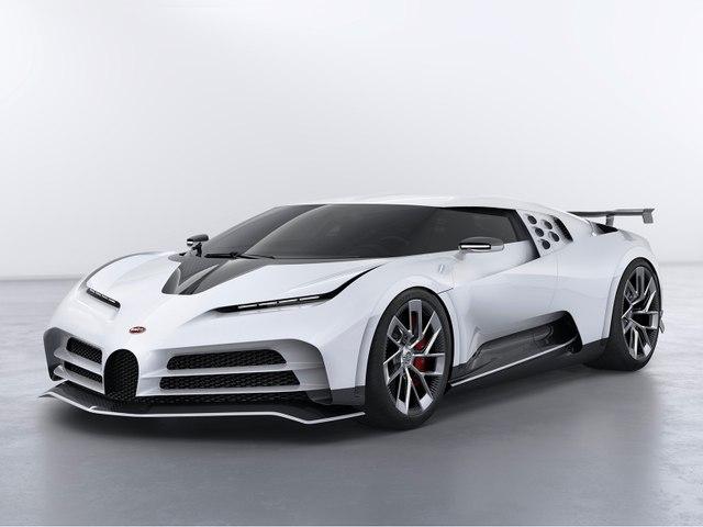 Bugatti Centodieci (2019) : présentation en vidéo