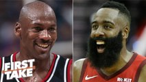 Calling Harden a better scorer than MJ is absurd - Will Cain rips Daryl Morey _ First Take